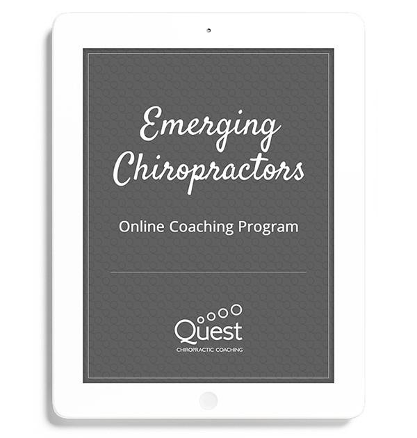 Emerging Chiropractors